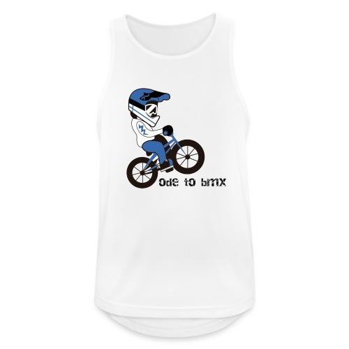 BMX Suomi - Miesten tekninen tankkitoppi