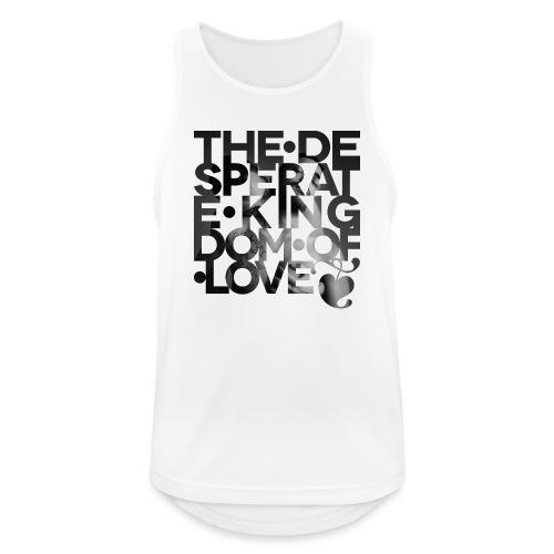 Desperate Kingdom of Love - Men's Breathable Tank Top