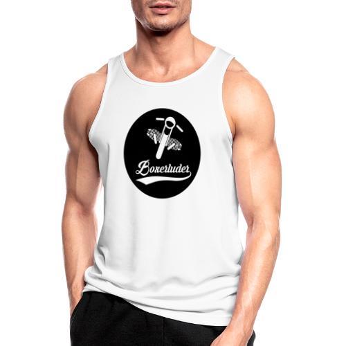 Motorrad Fahrer Shirt Boxerluder - Männer Tank Top atmungsaktiv