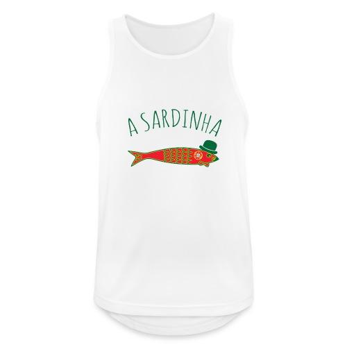 A Sardinha - Bandeira - Débardeur respirant Homme