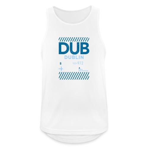 Dublin Ireland Travel - Men's Breathable Tank Top