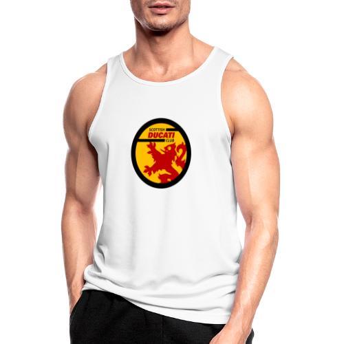 GIF logo - Men's Breathable Tank Top