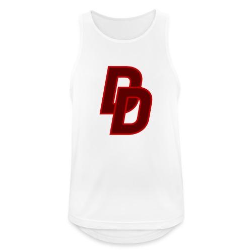 Daredevil Logo - Men's Breathable Tank Top