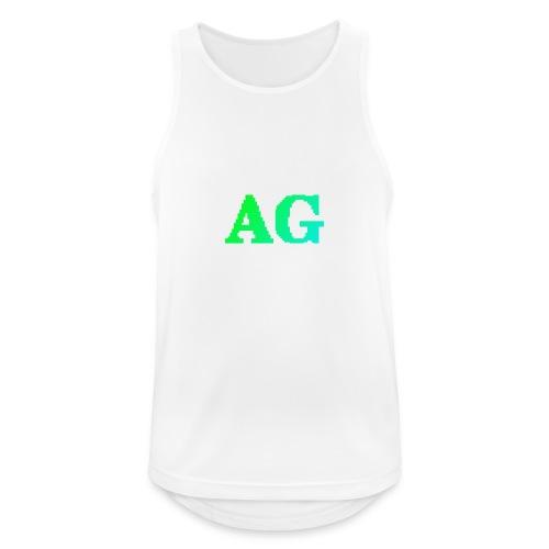 ATG Games logo - Miesten tekninen tankkitoppi
