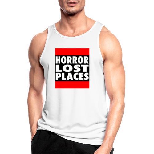 Horror Lost Places - Männer Tank Top atmungsaktiv
