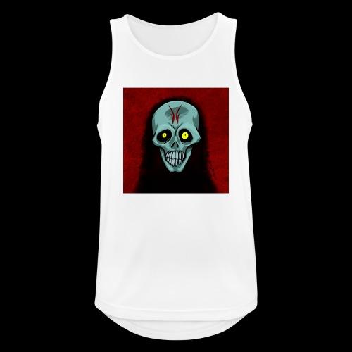 Ghost skull - Men's Breathable Tank Top