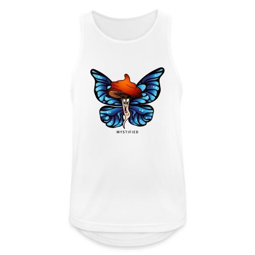 Mystified Butterfly - Mannen tanktop ademend actief