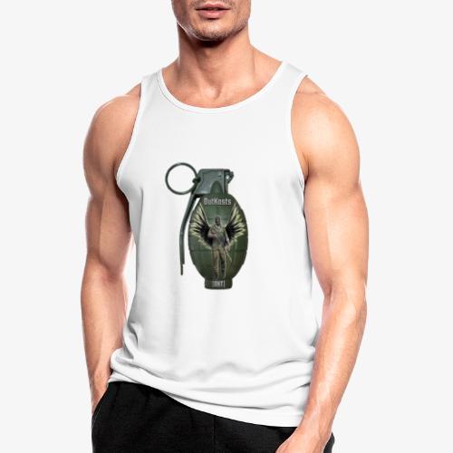 grenadearma3 png - Men's Breathable Tank Top