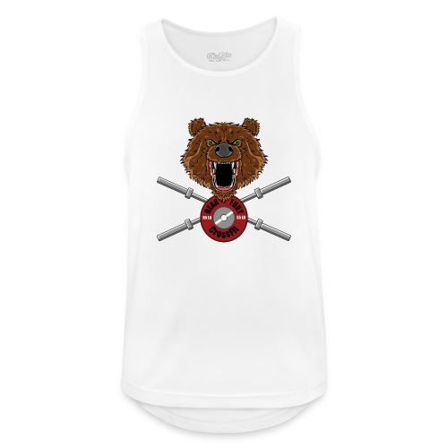 Bear Fury Crossfit - Débardeur respirant Homme