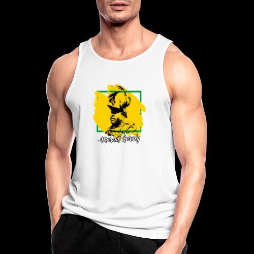 MARCUS GARVEY by Reggae-Clothing.com - Männer Tank Top atmungsaktiv