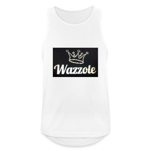 Wazzole crown range - Men's Breathable Tank Top