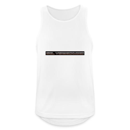 gielverberckmoes shirt - Mannen tanktop ademend actief