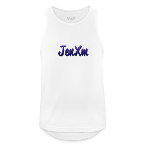 JenxM - Men's Breathable Tank Top