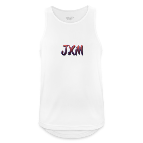 JXM Logo - Men's Breathable Tank Top