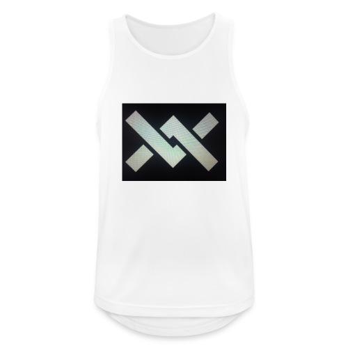 Original Movement Mens black t-shirt - Men's Breathable Tank Top