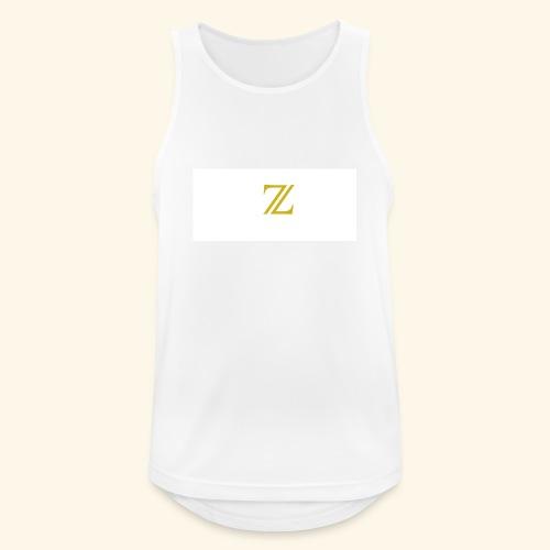 zaffer - Canotta da uomo traspirante