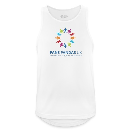 PANS PANDAS UK - Men's Breathable Tank Top