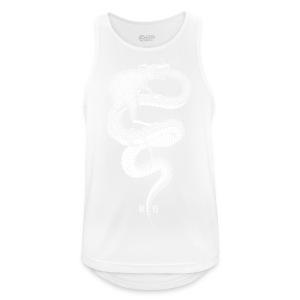 Evolution - Männer Tank Top atmungsaktiv