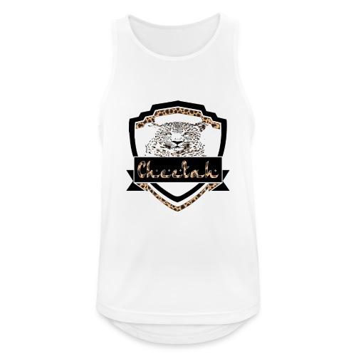 Cheetah Shield - Men's Breathable Tank Top