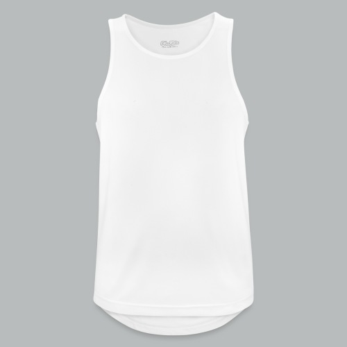 Dying For Bad Music White - Men's Breathable Tank Top