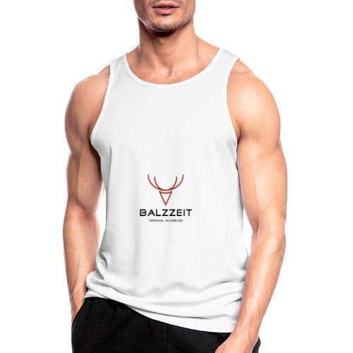 WUIDBUZZ | Balzzeit | Männersache - Männer Tank Top atmungsaktiv