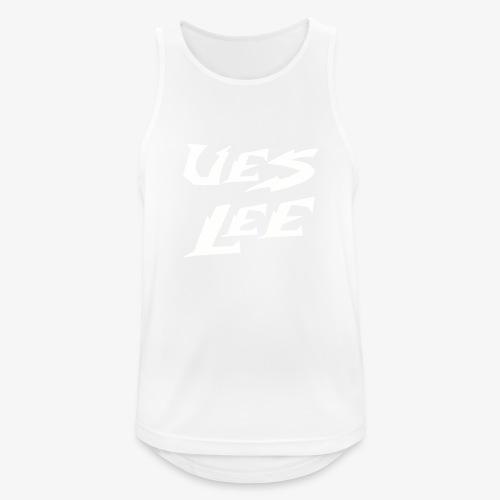LetrasULB - Camiseta sin mangas hombre transpirable