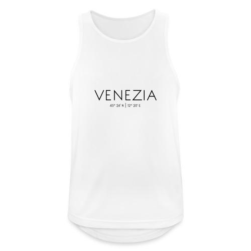 Lagunenstadt Venedig, Venetien, Italien, Adria - Männer Tank Top atmungsaktiv