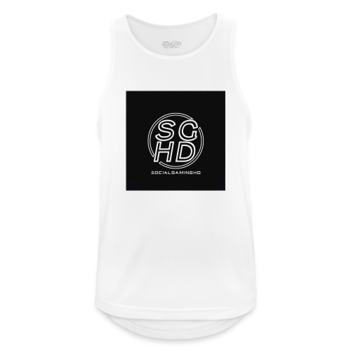 SocialGamingHD merch - Men's Breathable Tank Top