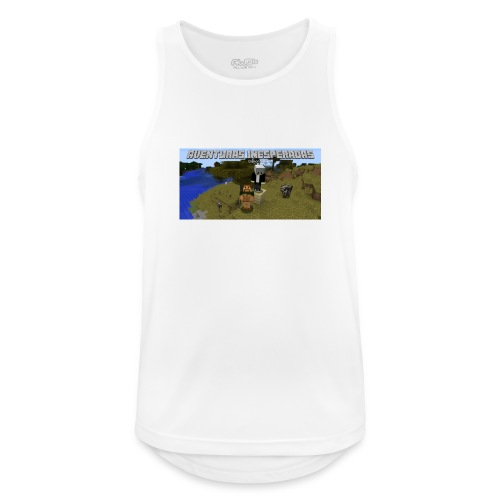 minecraft - Men's Breathable Tank Top