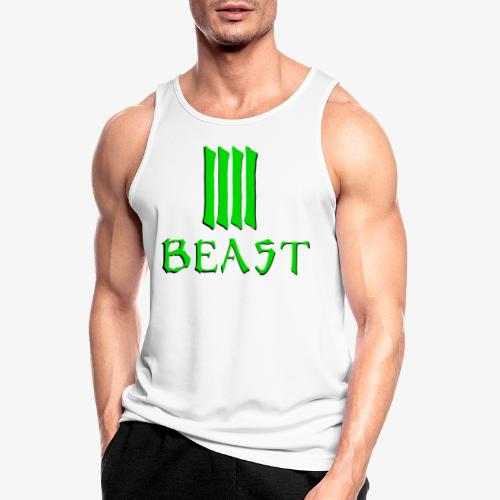 Beast Green - Men's Breathable Tank Top