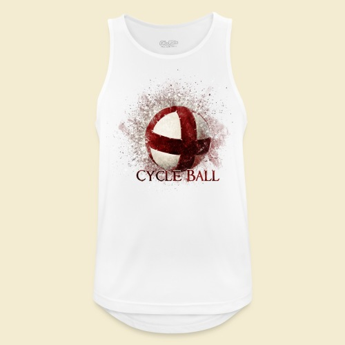 Radball | Cycle Ball - Männer Tank Top atmungsaktiv
