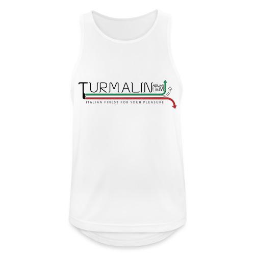 TURMALIN_IN_TOUR_ITALIA20 - Canotta da uomo traspirante