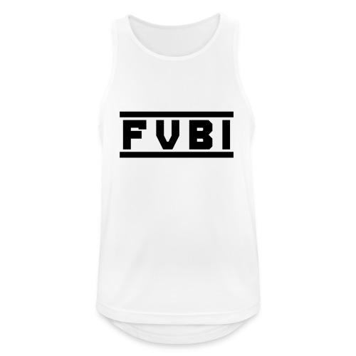 FVBI 2 gif - Männer Tank Top atmungsaktiv