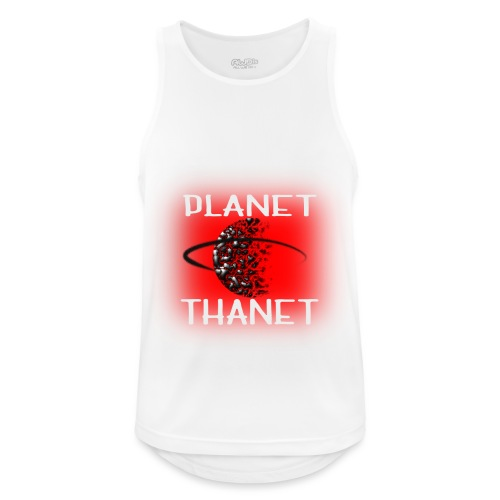 Planet Thanet - Made in Margate - Men's Breathable Tank Top