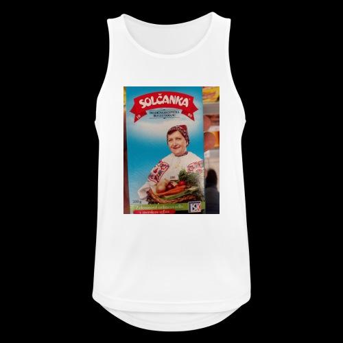 Babushka's fines - Men's Breathable Tank Top