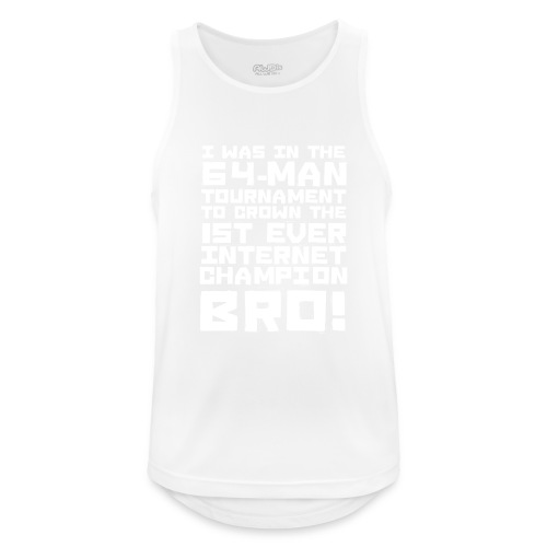 internetchamp - Men's Breathable Tank Top
