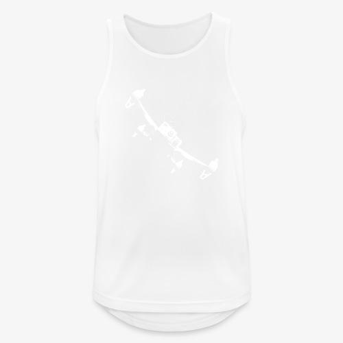 quadflyby2 - Men's Breathable Tank Top