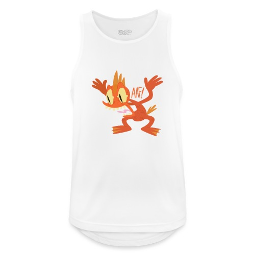 Cyril the Mutant Goldfish - Men's Breathable Tank Top