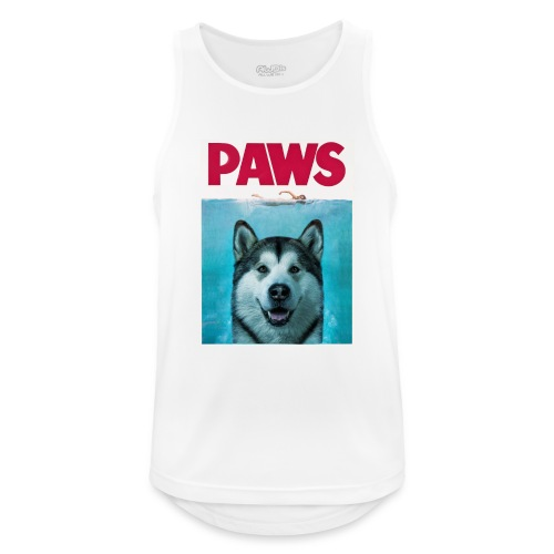 paws 2 - Men's Breathable Tank Top
