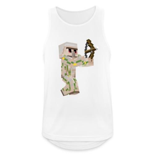 Bow Shooter - Andningsaktiv tanktopp herr