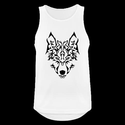 Tribal Wolf - Débardeur respirant Homme