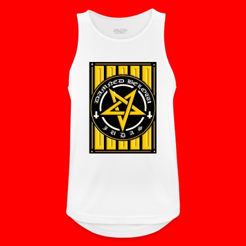Damned - Men's Breathable Tank Top