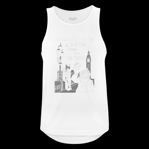 A Brew from the Fridge v1 - Men's Breathable Tank Top