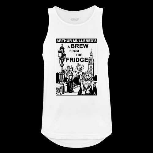 A Brew from the Fridge v2 - Men's Breathable Tank Top