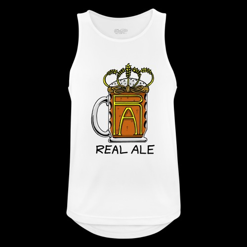 Real Ale - Men's Breathable Tank Top