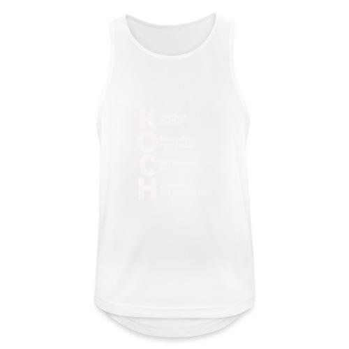 Was macht einen Koch aus? (Premium Shirt) - Männer Tank Top atmungsaktiv
