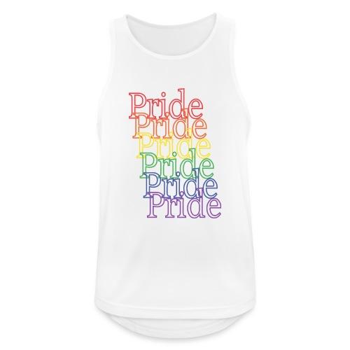 Pride | Regenbogen | LGBT - Männer Tank Top atmungsaktiv