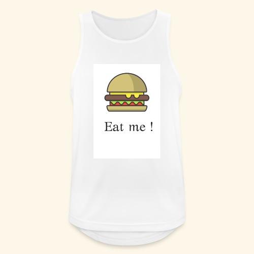 Eat me 1 - Tank top męski oddychający
