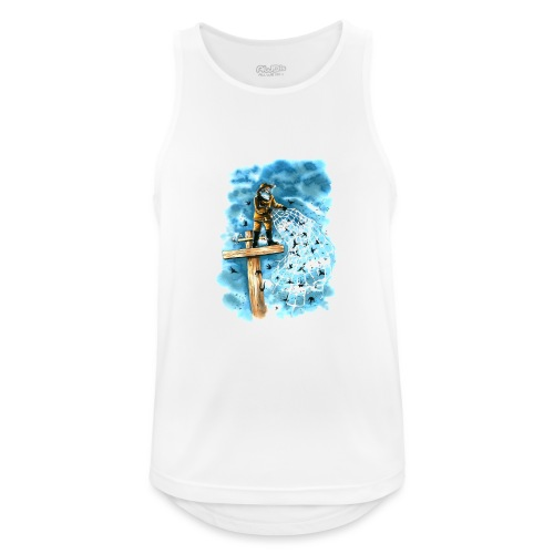 after the storm - Men's Breathable Tank Top