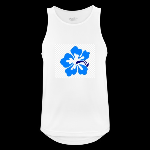 hawaiian flower - Men's Breathable Tank Top